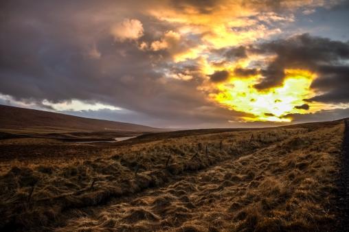 Icelandic Sunset - Iceland