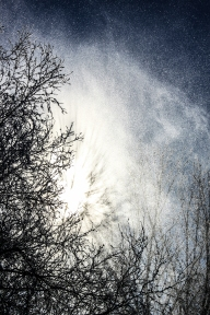Sun, Wind, and Snow - Owatonna, Minnesota