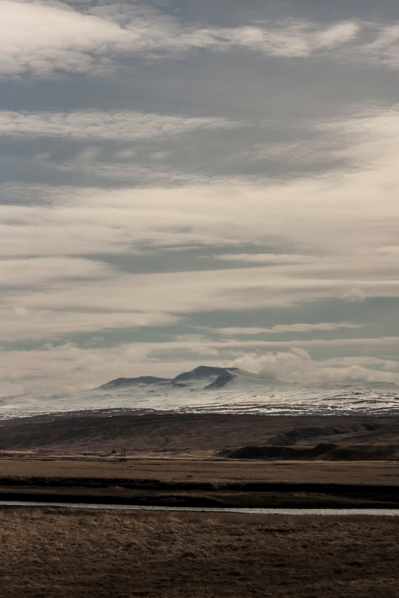 Lonely Mountain - Iceland