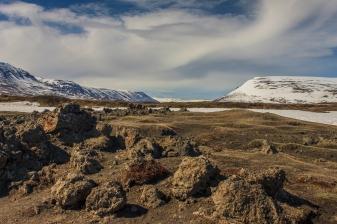 Highland Stone - Goðafoss, Iceland
