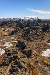 Dimmuborgir - Dimmuborgir, Iceland
