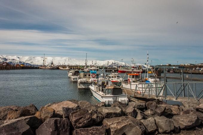 Húsavík Harbor - Húsavík, Iceland