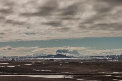 Lonely Peak - Iceland