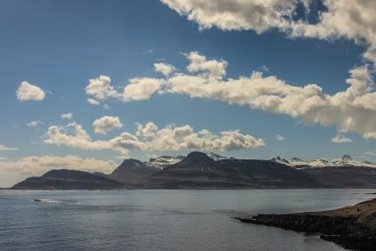 Coastal Mountains - Iceland