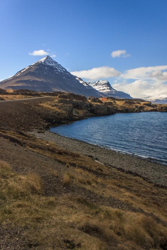 Icelandic Peaks - Iceland