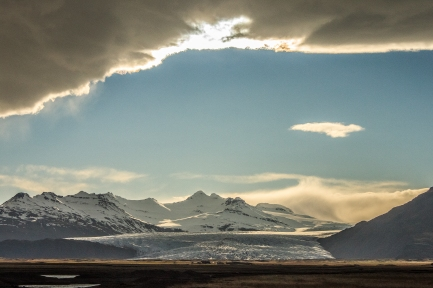 Icelandic Glacier - Iceland