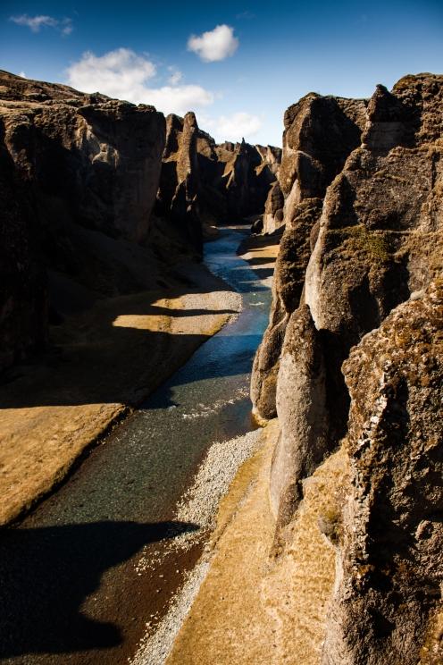 Fjaðrárgljúfur - Fjaðrárgljúfur, Iceland