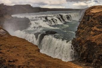 Gullfoss - Gullfoss, Iceland