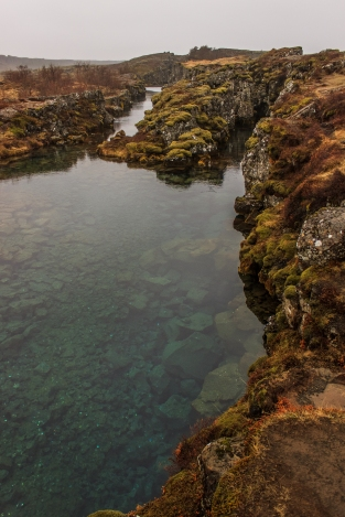 Clear Pools - Þingvellir, Iceland