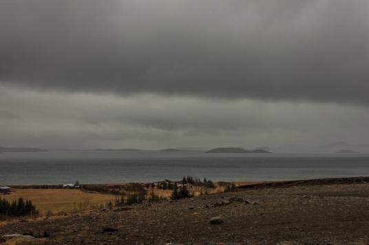 View from Þingvellir - Þingvellir, Iceland