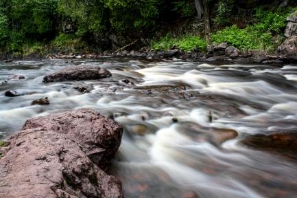 Cascade River - Cascade River State Park, Minnesota