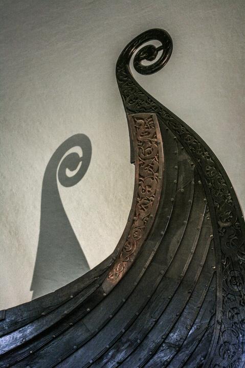 Viking Ship - Vikingskiphuset, Norway