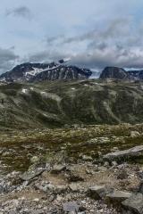 Jotunheimen - Besseggen, Jotuneheimen Mountains, Norway