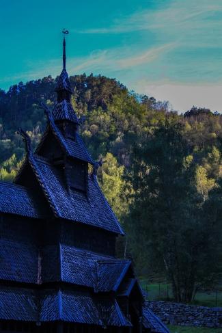 Borgund Stav Church Series 2 - Borgund, Norway