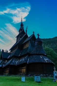 Borgund Stav Church Series 4 - Borgund, Norway