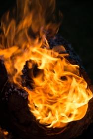 Fireball - Chippewa National Forest, Minnesota