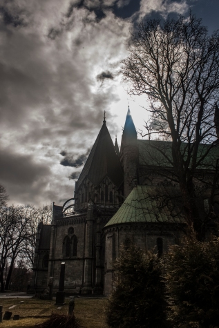 Nidaros Cathedral - Trondheim, Norway