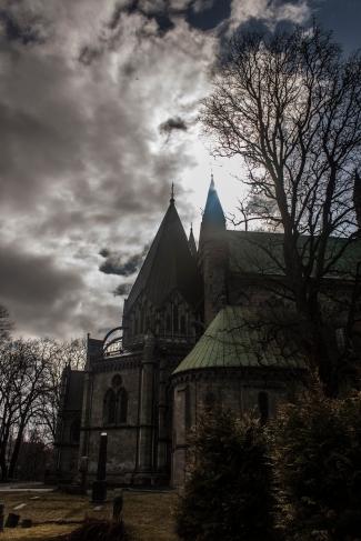 Nidaros Cathedral - Trondheim, Norway