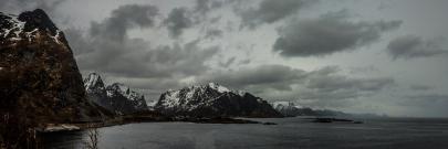 Endless Mountains - Lofoten, Norway