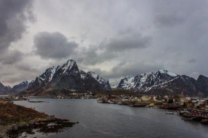 Reine - Reine i Lofoten, Norway
