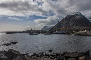 Across from Å - Å i Lofoten, Norway