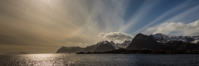 Lofoten Departure - Lofoten, Norway