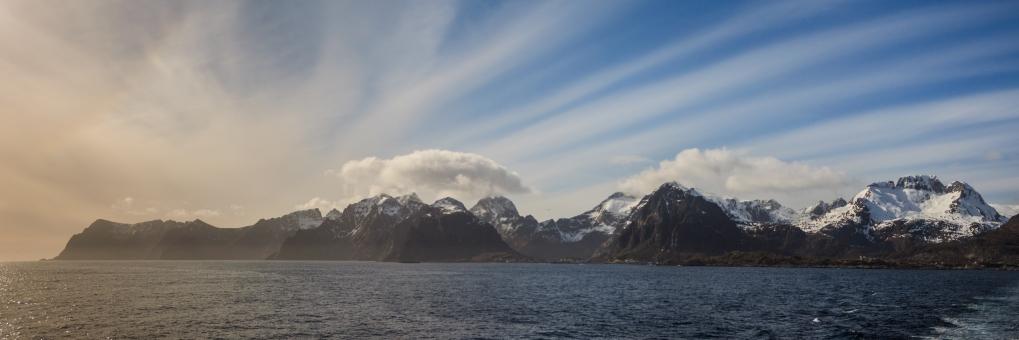 Lofoten Panorama - Lofoten, Norway