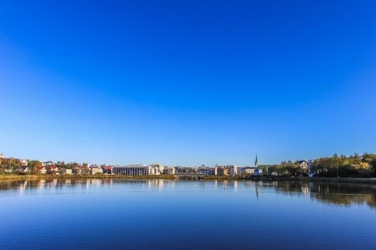 Reykjavík Reflecting - Reykjavík, Iceland