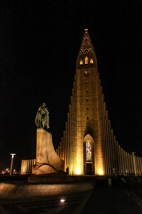 Hallgrímskirkja Series 3 - Reykjavík, Iceland