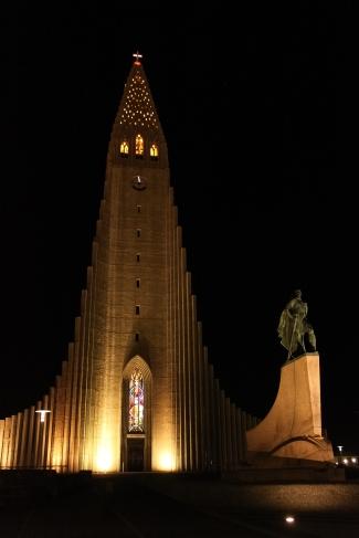 Hallgrímskirkja Series 1 - Reykjavík, Iceland