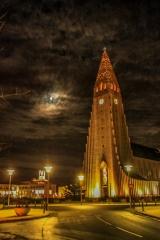 Hallgrímskirkja Series 2 - Reykjavík, Iceland