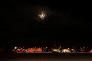 Reykjavík Moonlight - Reykjavík, Iceland