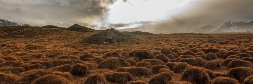 Hill Panorama - Iceland