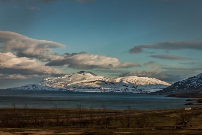 Scenic Lake - Iceland