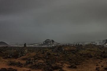 Snæfellsnes Lava Field- Snæfellsnes, Iceland