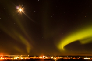 Reykjavík Aurora Series 11 - Reykjavík, Iceland