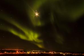Reykjavík Aurora Series 10 - Reykjavík, Iceland