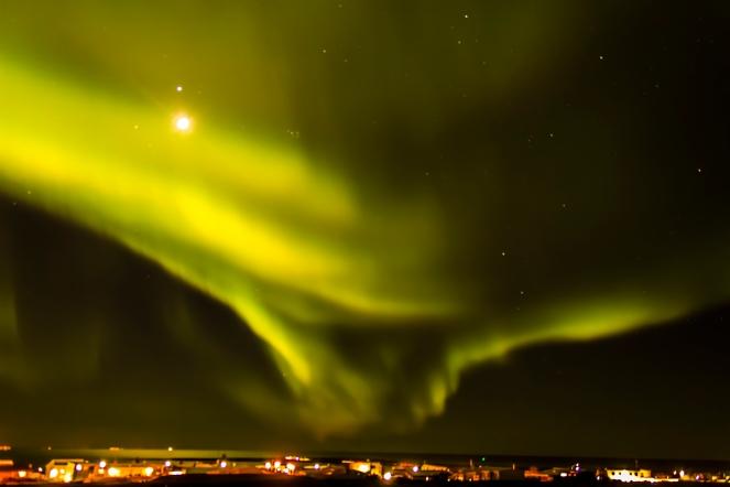 Reykjavík Aurora Series 9 - Reykjavík, Iceland