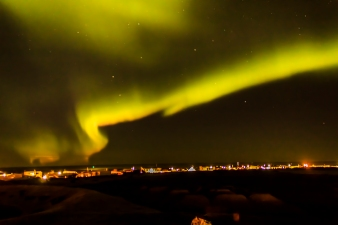 Reykjavík Aurora Series 6 - Reykjavík, Iceland