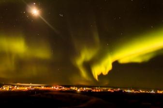 Reykjavík Aurora Series 5 - Reykjavík, Iceland