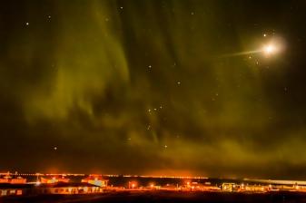 Reykjavík Aurora Series 4 - Reykjavík, Iceland