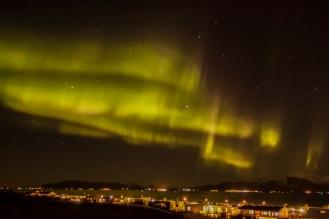Reykjavík Aurora Series 3 - Reykjavík, Iceland