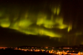 Reykjavík Aurora Series 2 - Reykjavík, Iceland