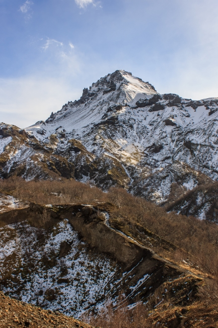 Mountain in Þórsmörk - Þórsmörk, Iceland