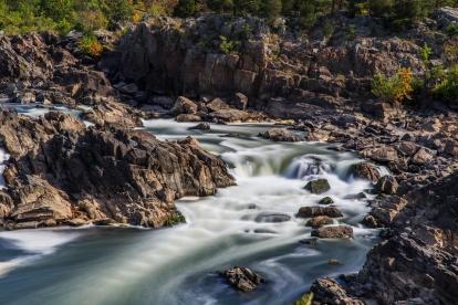 Great Falls - Great Falls Park, Virginia