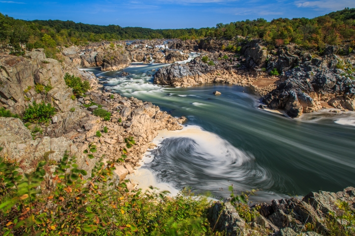Potomac - Great Falls Park, Virginia