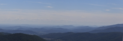 Shenandoah Panorama Series 2 - Shenandoah National Park, Virginia