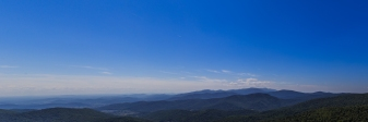 Shenandoah Panorama Series 3 - Shenandoah National Park, Virginia