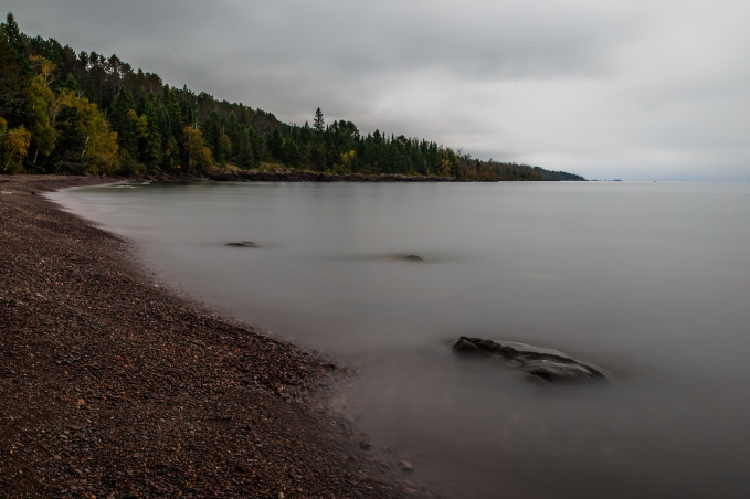 Superior Shoreline - Lake Superior, MN