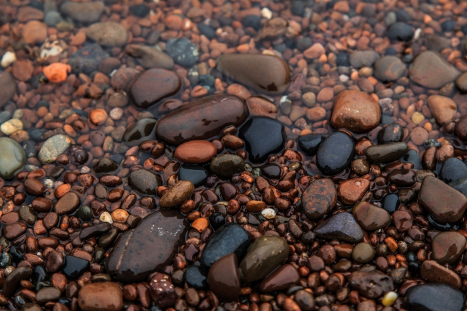 Lake Superior Rock - Lake Superior, MN